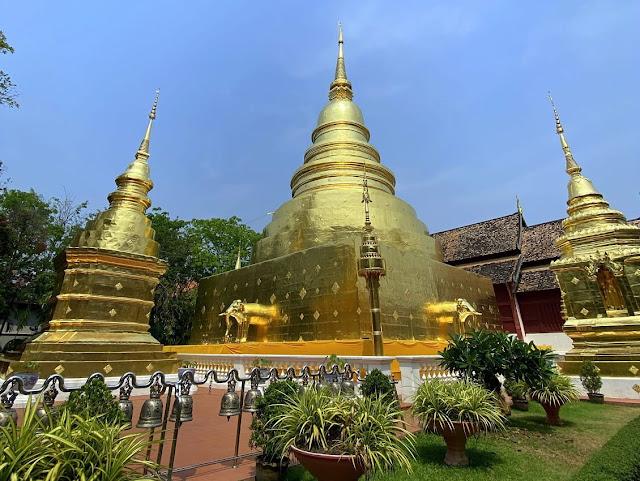 wat Phra Sighn Chiang Mai