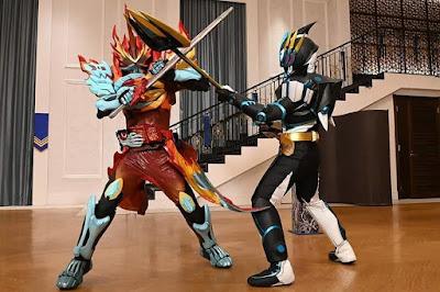 Kamen Rider Saber Episode 32