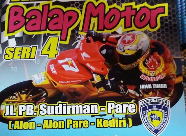 Jadwal Road Race JATIM Terpantau Rapat, Minggu ini Kediri Lagi Lanjut Tulungagung
