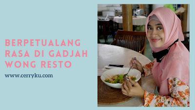 Gadjah Wong Resto