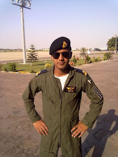 Photos of  Lieutenant Syed Yasir Abbas Shaheed
