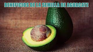 Las semillas de aguacate pueden tener propiedades antiinflamatorias.