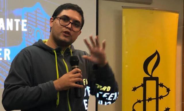 Denunciaron desaparición del periodista Luis Carlos Díaz