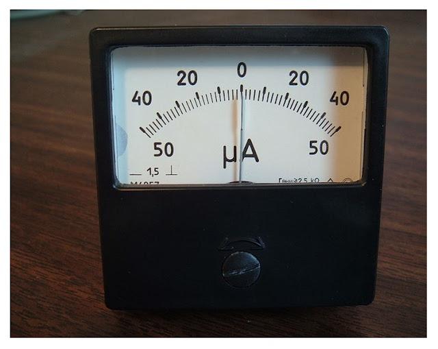 alat ukur gambar amperemeter