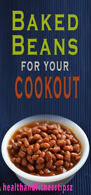 BAKED BEANS FOR YOUR COOKOUT