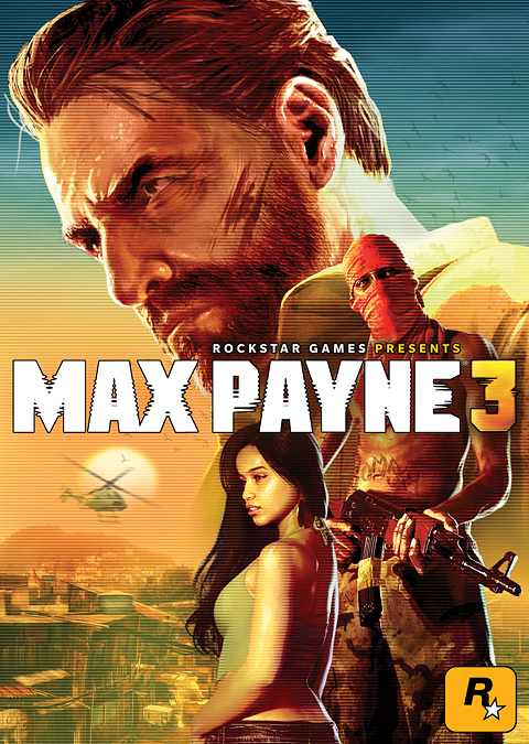 Max Payne 3 Cover Art