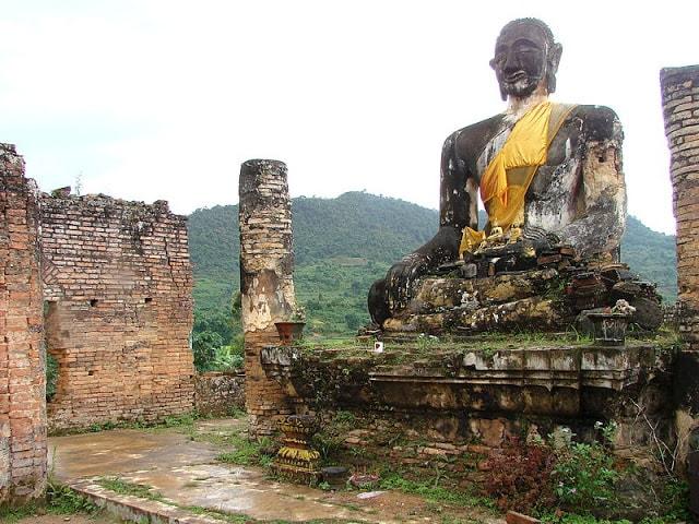 Profil informasi Lao