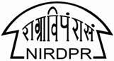 "NIRD&PR launches India's first ""Rural Innovators Startup Conclave 2017"""