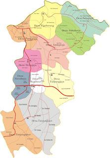 Profil Kecamatan Rajadesa