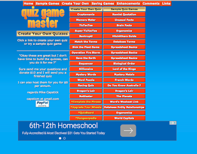 game edtech edtechchris chris miller teaching learning quiz fun
