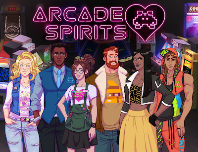 Neon love and a fist full of quarters. An Arcade Spirits review
