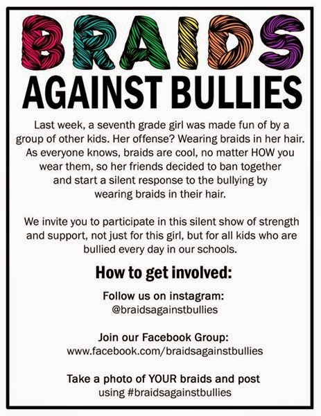 #braidsagainstbullies
