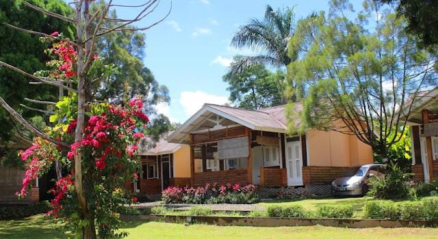 Villa Puncak Gayatri Bogor