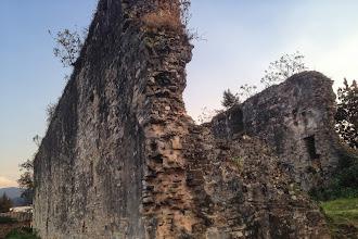 Los paredones, el inicio de Zacatlán