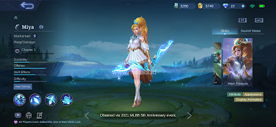 Miya - Moon Priestess