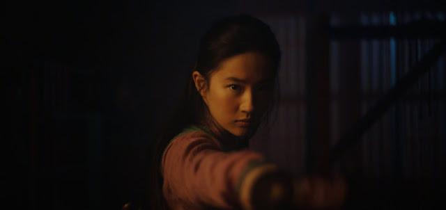mulan teaser Crystal Liu Yifei
