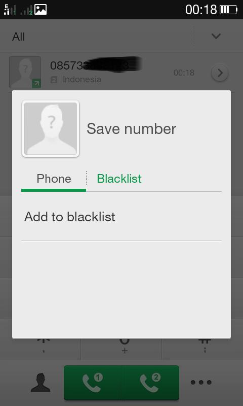 Cara Blokir SMS dan Telepon di HP Android
