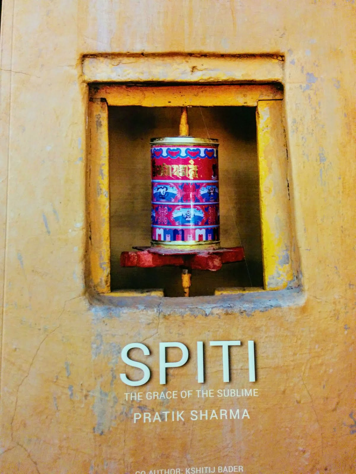 Vibrant Coffee Table Book on Spiti