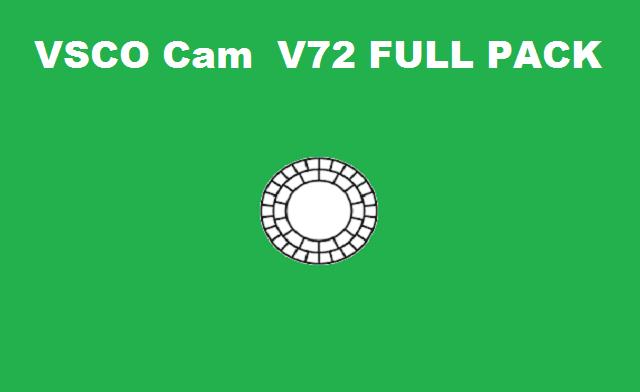 VSCO Cam v72 Fullpack
