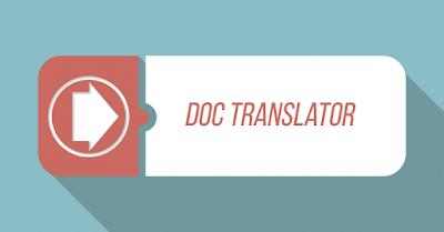 Cara Menerjemahkan Dokumen Bahasa Asing Ke Bahasa Indonesia Secara Online