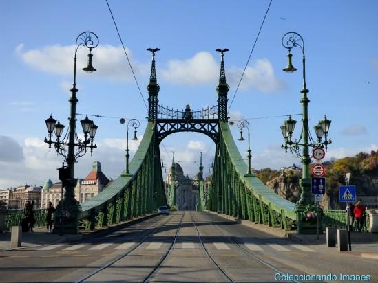 Puente de Szabadság