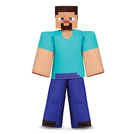 Minecraft Disguise Steve Prestige Costume Gadget