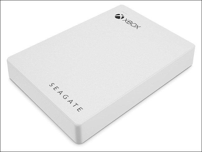 محرك الأقراص الصلبة الخارجي Seagate Xbox