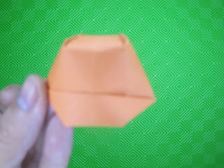 how to origami a hat gấp cái mũ bằng giấy