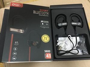 Tai nghe  Bluetooth SKK S600- ÂM THANH CỰC HAY