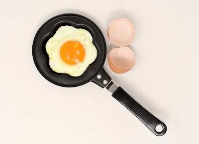 هل البيض يزيد الدهون الثلاثيه؟