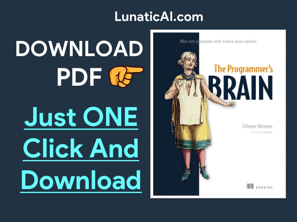 The programmers Brain PDF