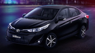 Toyota Yaris Black Limited Edition