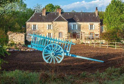 Manoir in France, chateau, La Creuse