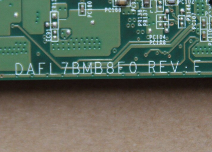 DAFL7BMB8E0 REV E U25 LENOVO X120E Laptop Bios