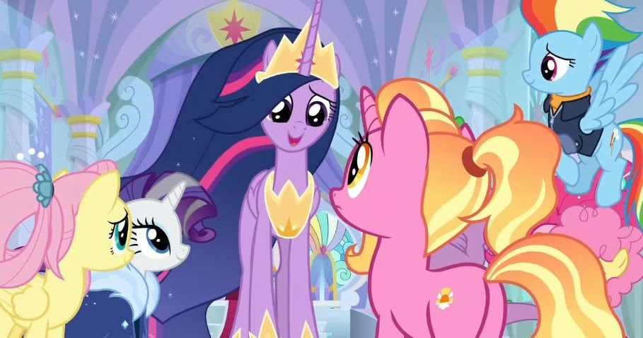 Equestria Daily Mlp Stuff The Last Problem But The