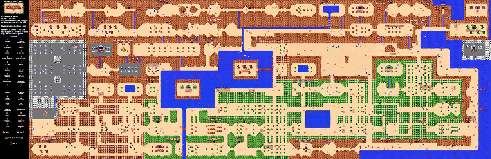 Nintendo Cartes Map Et Guide Officiel June 2013