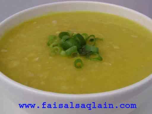 pakistani chicken soup - 512×384