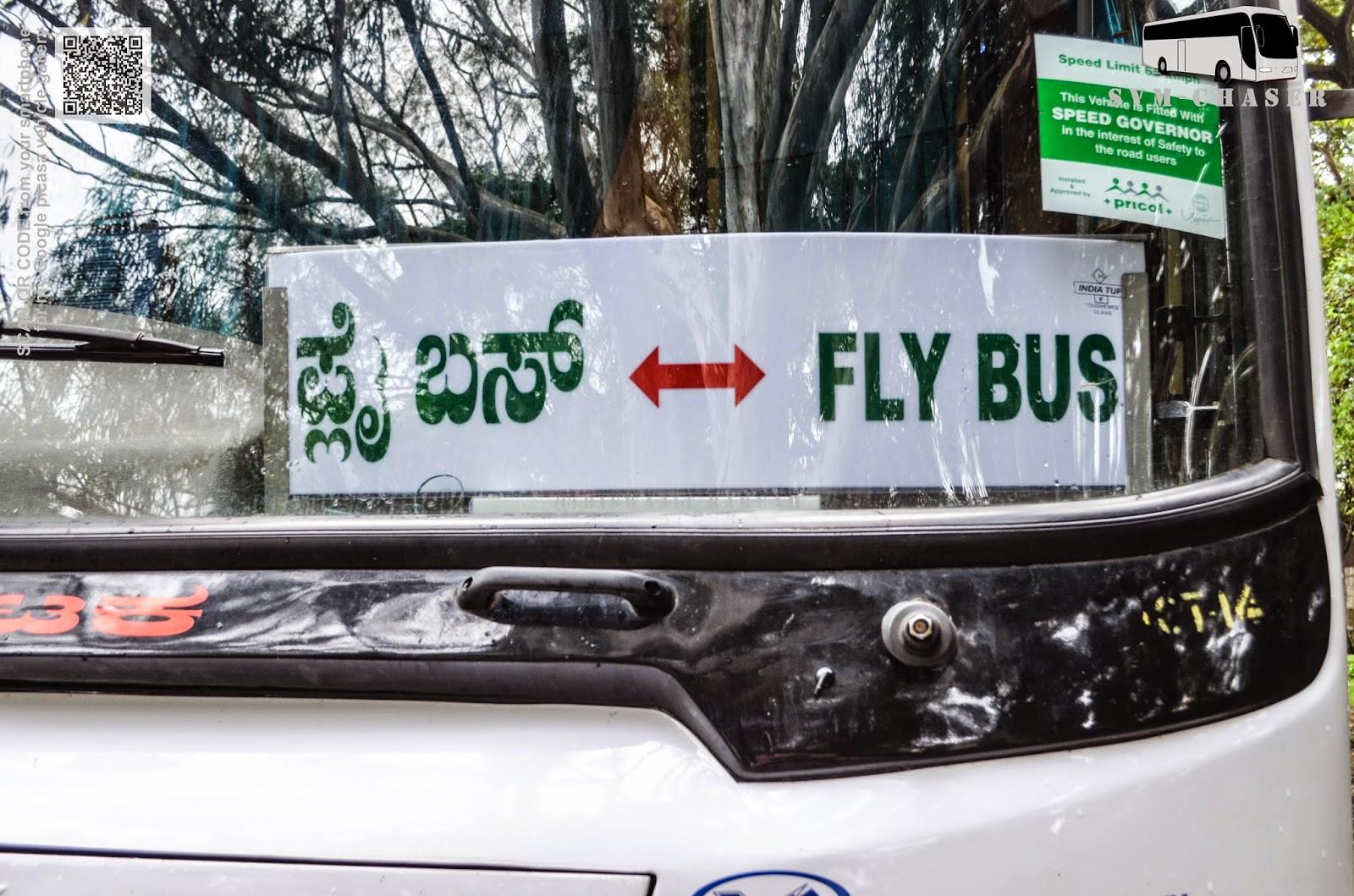 Fly bus Belgaum