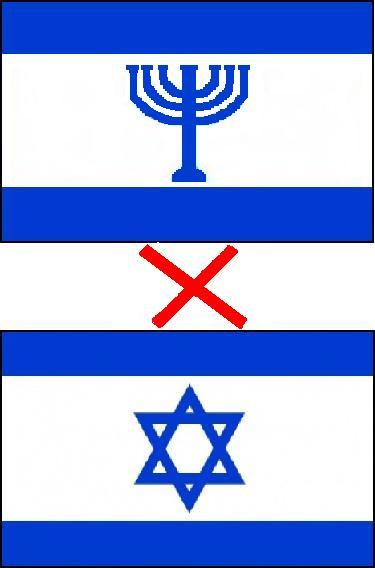 Suficiente CONSTRUINDO HISTÓRIA HOJE: A verdadeira Bandeira de Israel  TK43