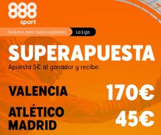 888sport superapuesta Valencia vs Atletico 28 noviembre 2020