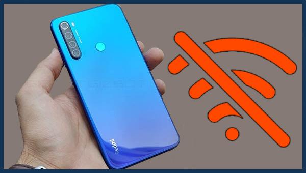 حل مشكل تقطع شبكة الويفي WiFi بهواتف شاومي ريدمي