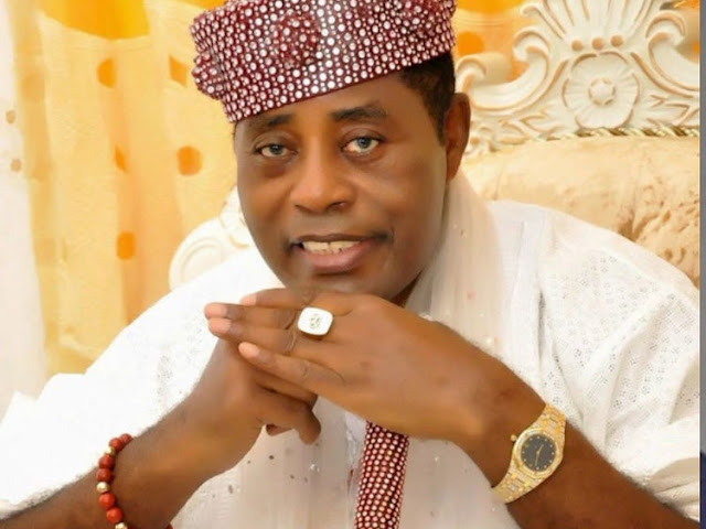 Oba Obateru - richest king in Nigeria