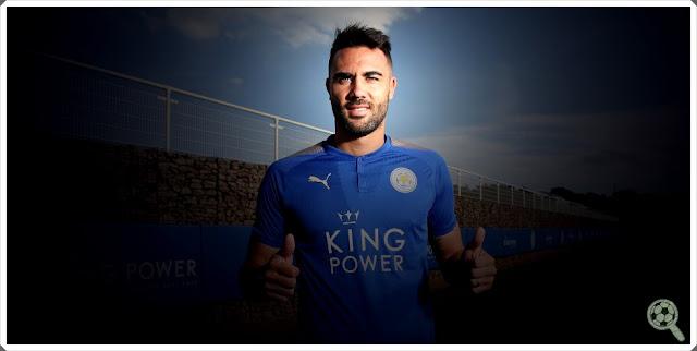 Vicente Iborra Leicester City