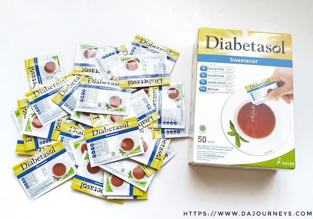 Diabetasol Sweetener Zero Calorie