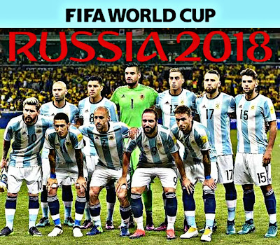 argentina squad 2018 fifa world cup players list