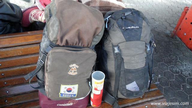 que roupas levar em um mochilão bolívia peru