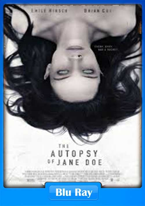 The Autopsy Of Jane Doe 2016 720p BluRay 640MB x264 Poster