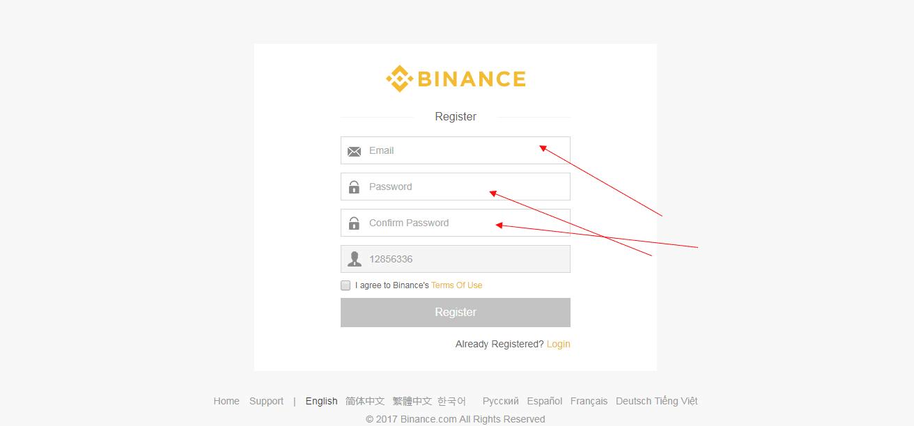 Bagaimana cara mendaftar trading forex