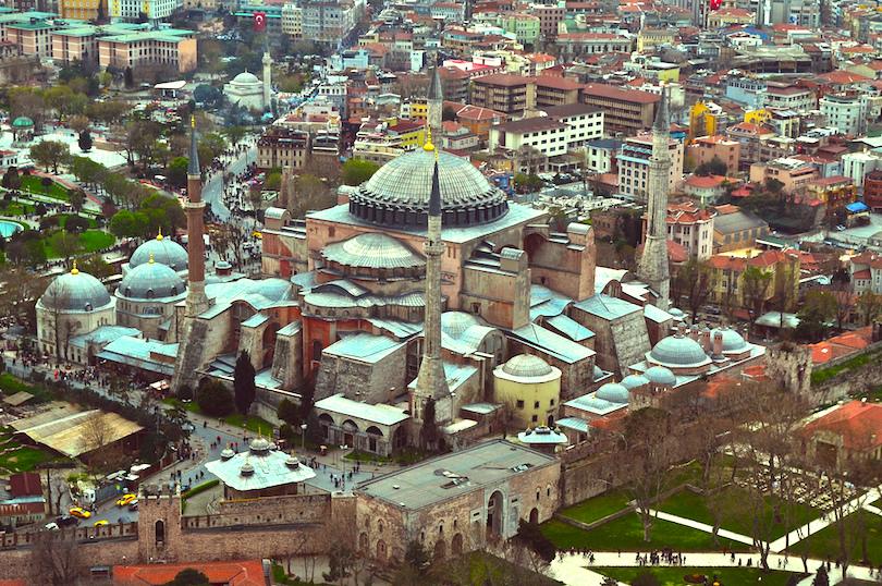اجمل المناطق السياحية في اسطنبول