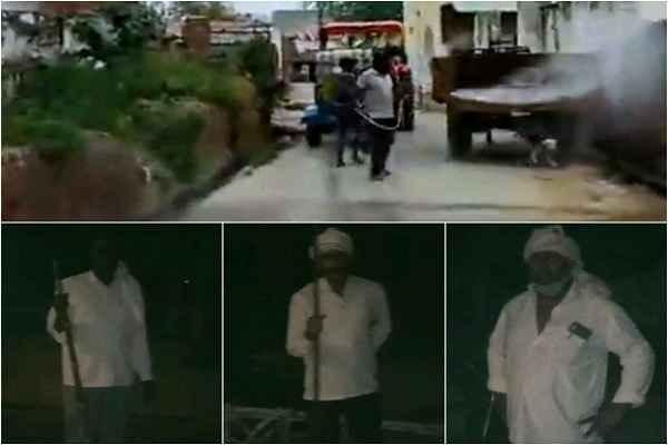 palwal-attarchatta-village-sarpanch-vishambhar-pahra-outsider-entry